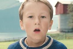 Реклама российского Трансаэро против норвежского Wideroe
