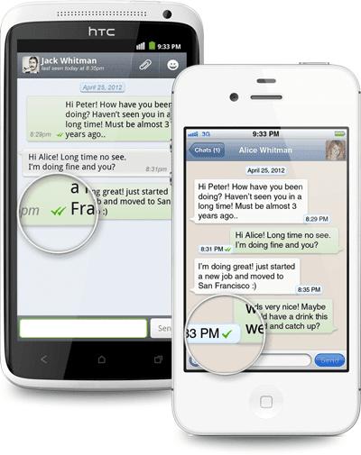 что означает одна галочка в Whatsapp - фото 4