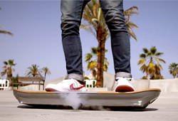 Будущее здесь? Скейт без колес оказался фейком (почти)