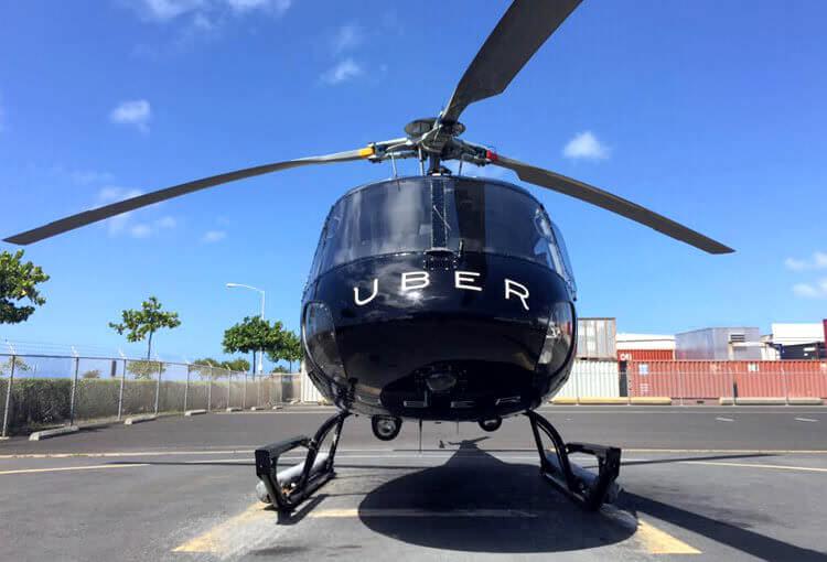 Почитати на вихідних: літаючі таксі Uber, принтер-зомбі і закриття Google Now