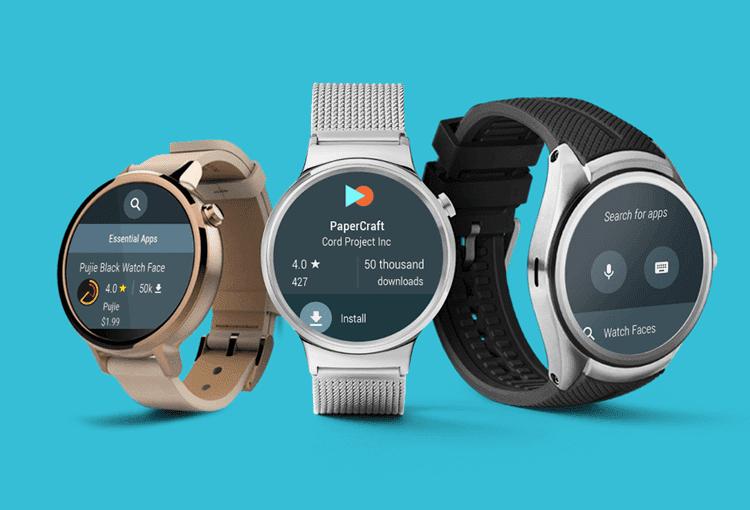 7 фактів про розумний годинник Android Wear 2.0