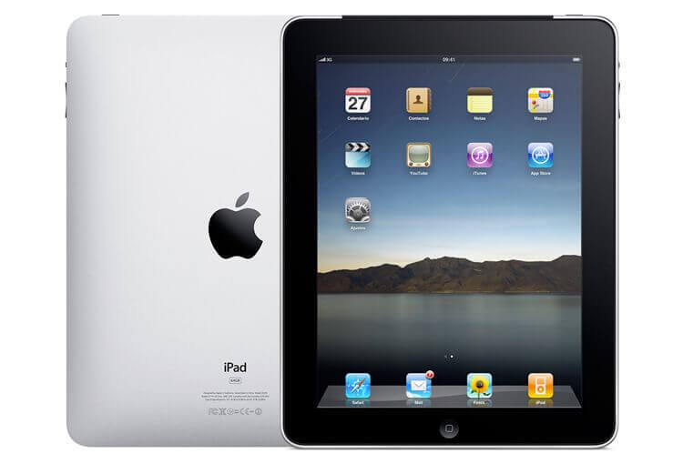 7 років iPad — якою була перша версія планшету