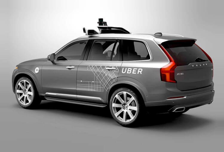 Uber тестує таксі без водіїв на вулицях Сан-Франциско