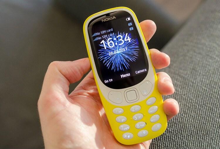Nokia 3310 знову в магазинах. Що не так із поверненням легенди?