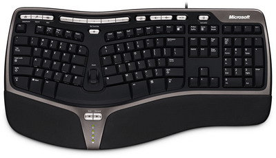 клавиатура microsoft 4000