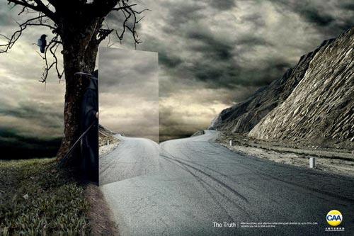 С миру по нитке: подборка креативной рекламы