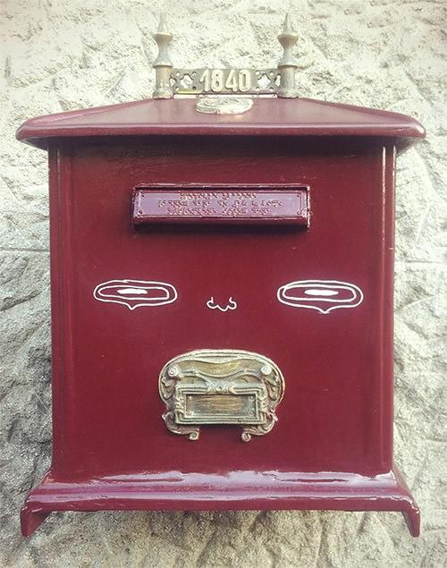 почтовый ящик белград