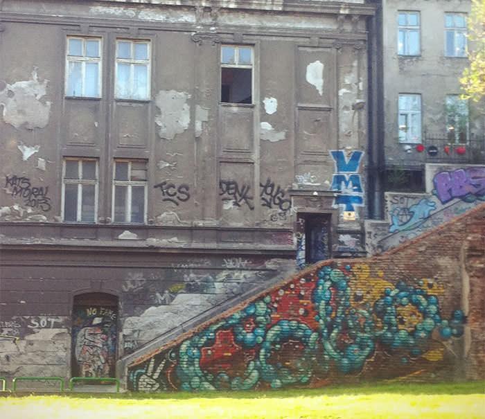 старый белградский дом