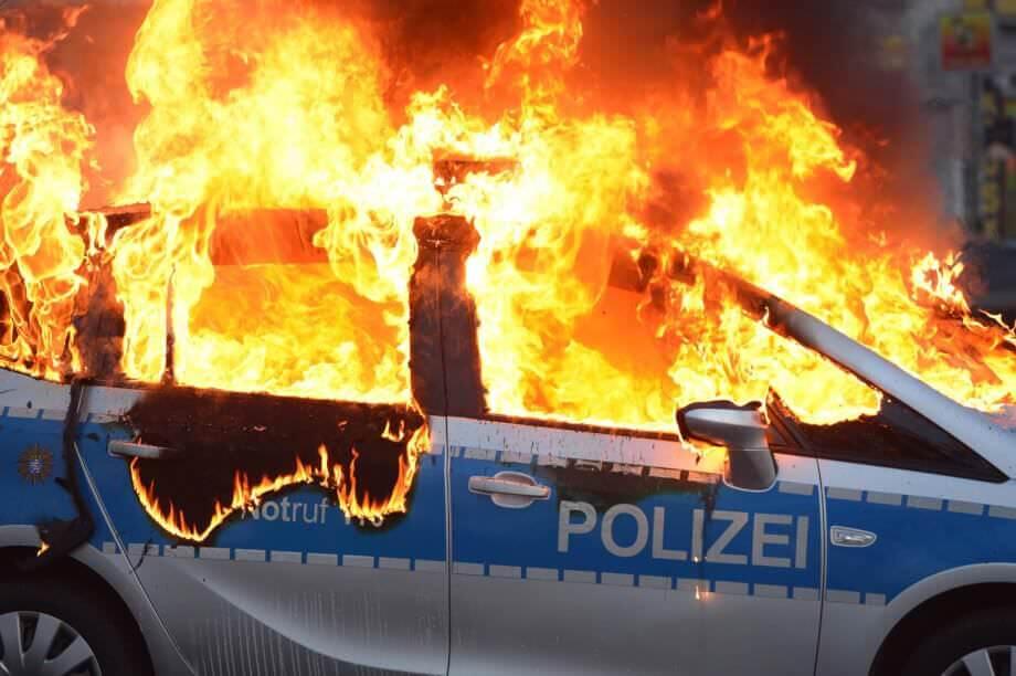 Как работает предсказывание преступлений в США и Германии