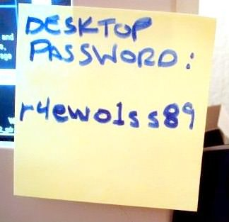 худшие пароли