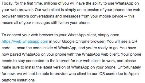 копирайтерам whatsapp