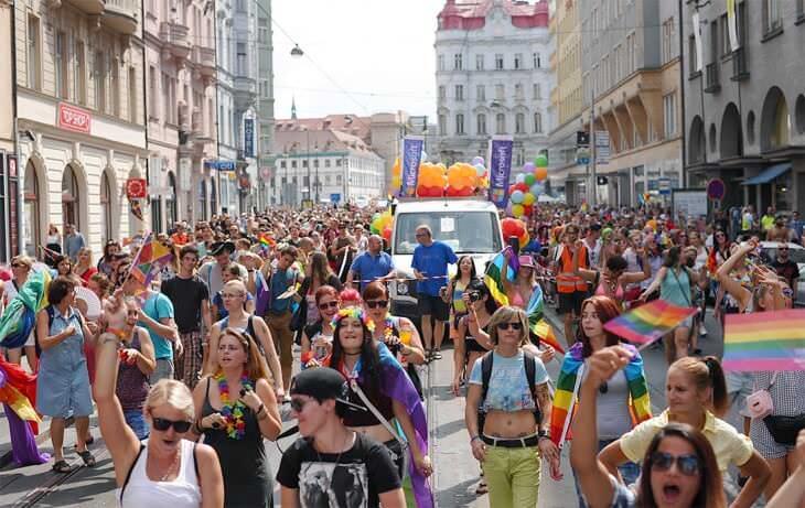 гей-парад Прага 4396