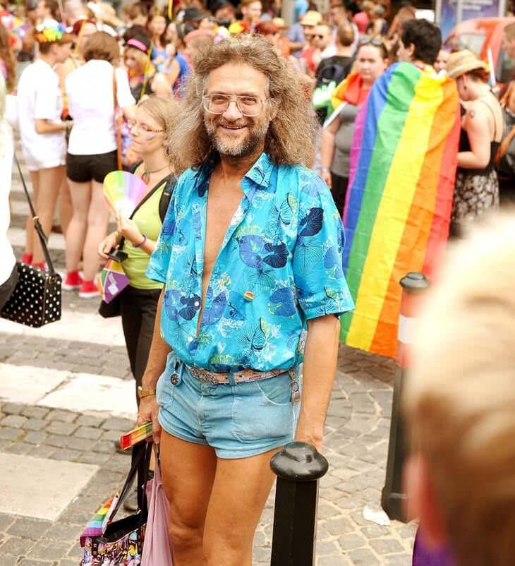 гей-парад Прага 4298