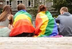 Життя Гей-парад в Празі (2015) європа ЛГБТ у світі Чехія