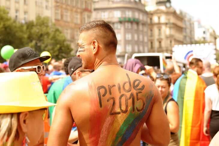 гей-парад Прага 4308