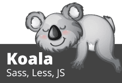 Огляд програми Koala – легка компіляція Sass, Less і CoffeeScript