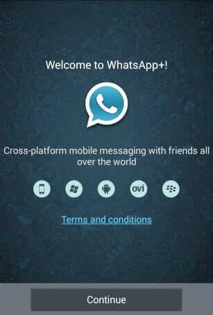 whatsapp plus установка