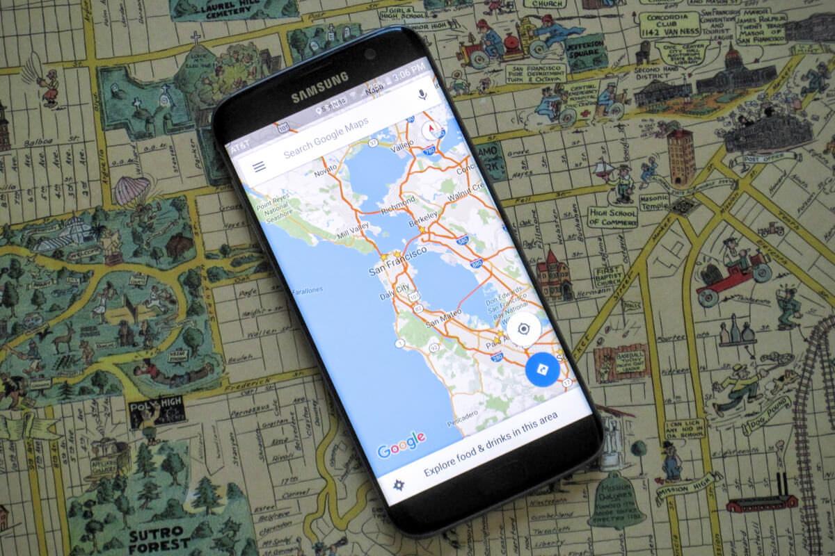Технології Як Google завжди знає, де ти знаходишся? google безпека