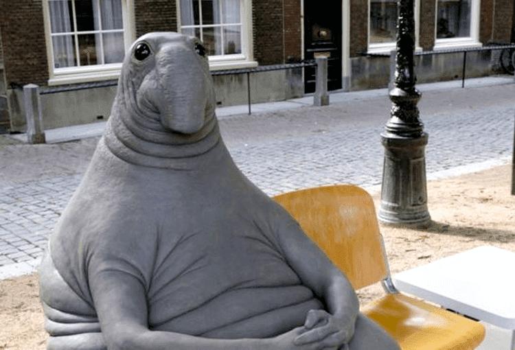 Статуя легендарного Ждуна може з'явитись у Дніпрі