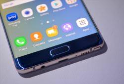 Технології У Samsung Galaxy Note 7 нові проблеми, цього разу — екологічні samsung екологія енергетика телефон