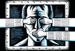 Інтернет В яких країнах діє інтернет-цензура і як її обійти? Інструкції і приклади google TOR безпека Індія північна корея порно у світі