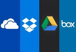 Інтернет Хмарні сховища даних — дійзайтесь, як вибрати найкращий Dropbox google OneDrive Хмарні сховища яндекс