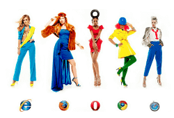 Інтернет Якими браузерами користуються українці. Статистика google статистика яндекс