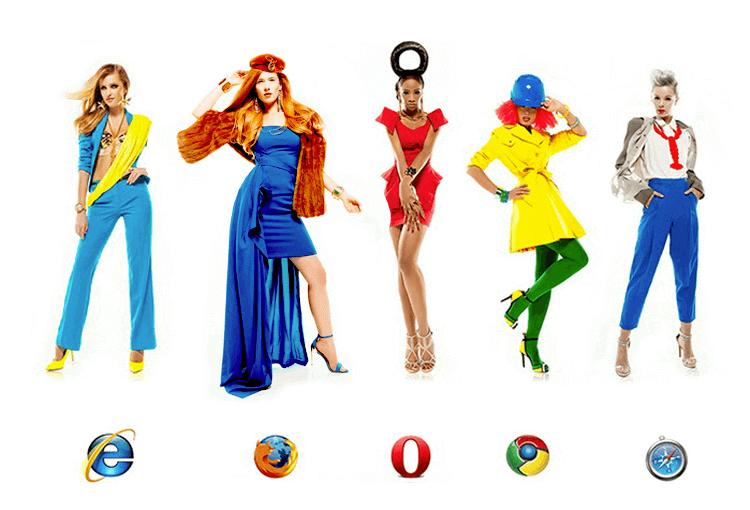 Якими браузерами користуються українці. Статистика