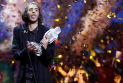Життя Технології проти почуттів: на Євробаченні у Києві переміг неймовірний португалець євробачення музика