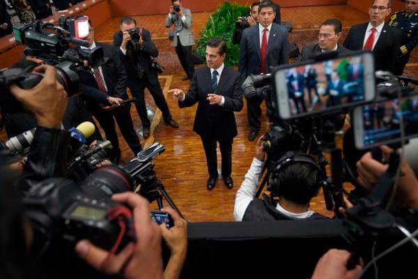 Уряд Мексики стежить за активістами і журналістами за допомогою вірусів