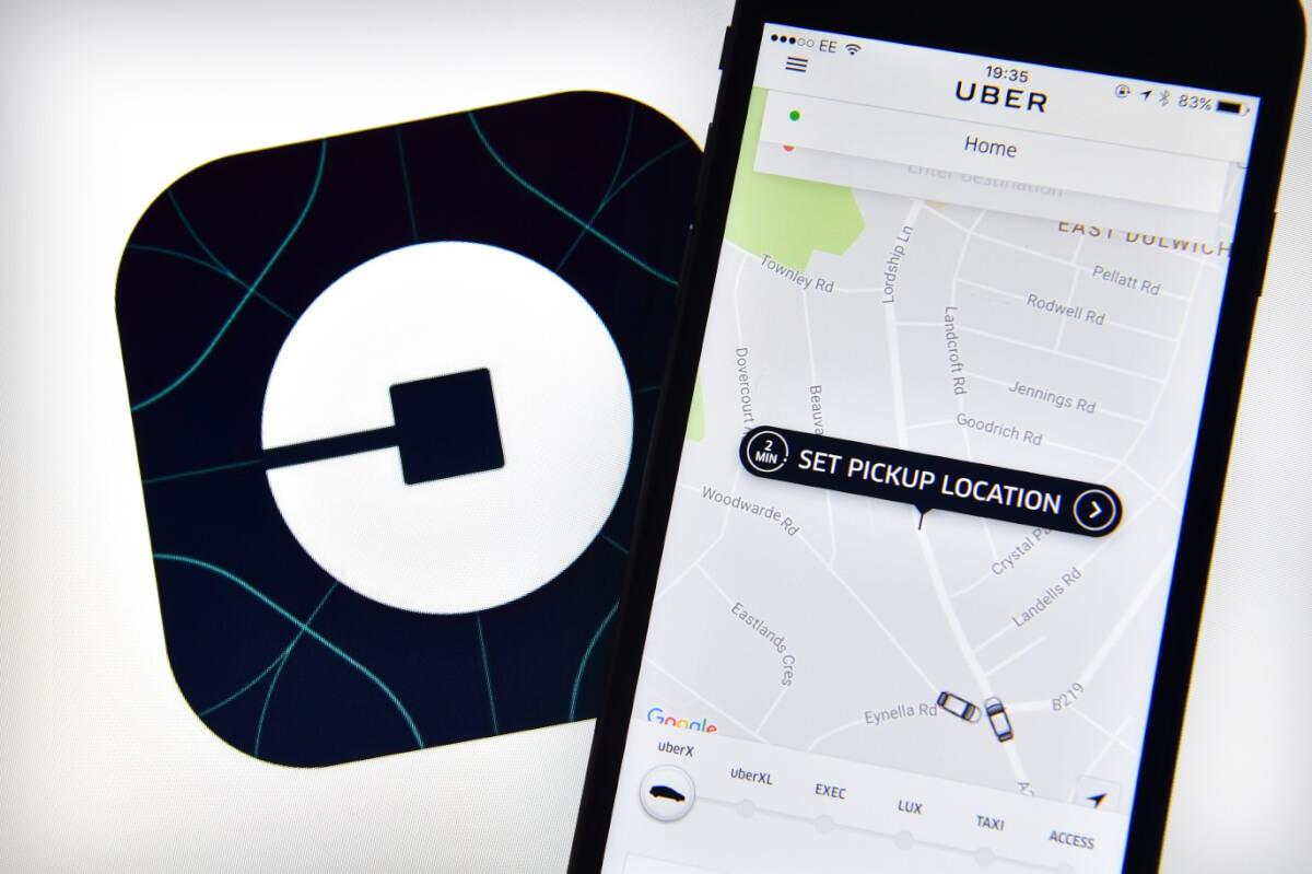 Uber не дорахувався 708 млн $ і фінансового директора