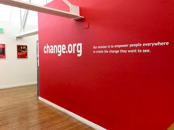 Нова форма демократії. Change.org отримає 30 млн $ інвестицій
