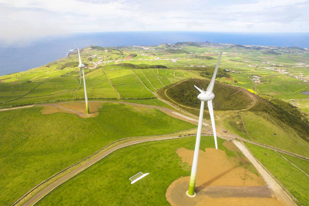 Як португальський острів посеред океану майже повністю перейшов на енергію з сонця і вітру