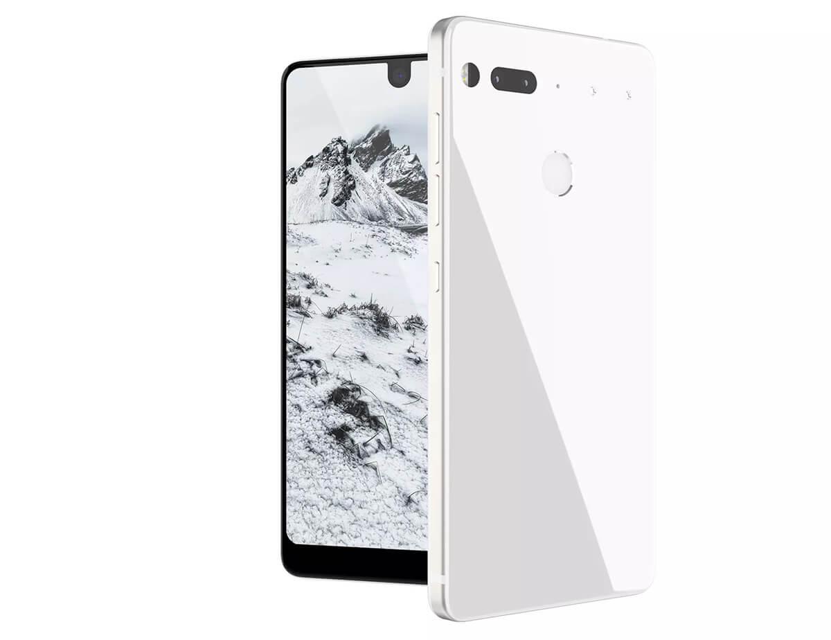 Творець Android Енді Рубін випустив свій смартфон Essential Phone
