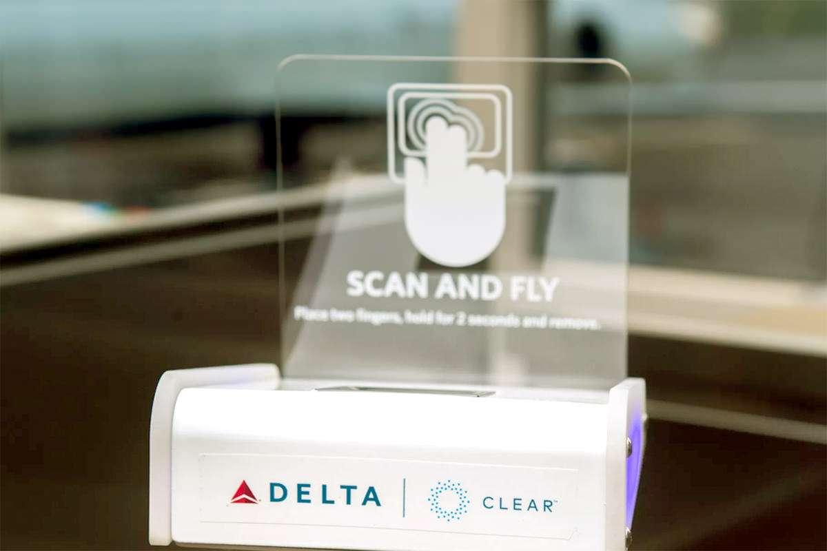 Пасажири авіакомпанії Delta зможуть використовувати свої відбитки пальців як посадковий талон