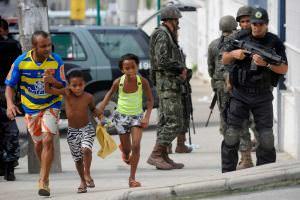 Життя Обережно, тут стріляють! У Бразилії запустили додаток, який попереджає про перестрілки Армія безпека Наркотики новина поліція