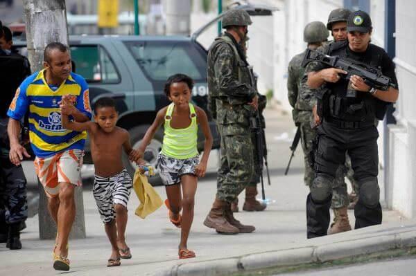 Обережно, тут стріляють! У Бразилії запустили додаток, який попереджає про перестрілки