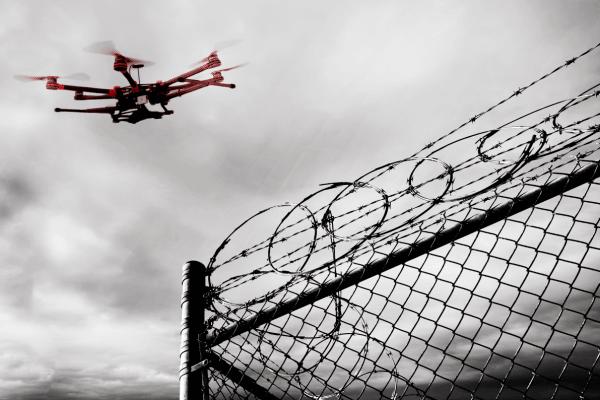 Безпілотник допоміг утекти в'язню з тюрми в США