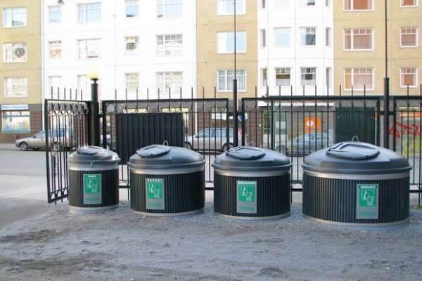 У Києві встановлять 1000 підземних сміттєвих контейнерів