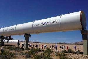 Технології Вартість проїзду у надшвидкісному Hyperloop становитиме 1$ за 10 км Hyperloop ілон маск новина сша транспорт у світі