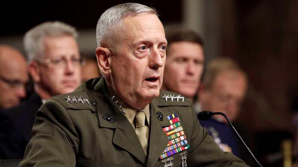 Школяр випадково знайшов телефон міністра оборони США і взяв у нього інтерв'ю