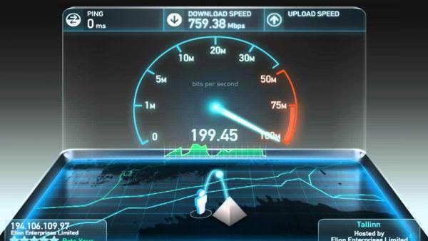 Україна посіла 109 місце в світі за швидкістю мобільного інтернету