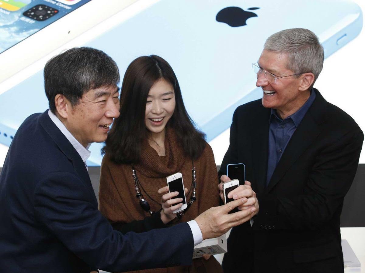 Apple вичистила свій китайський App Store від VPN-додатків