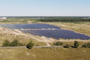 Технології У Київській області запрацювала сонячна електростанція потужністю 6 МВт екологія енергетика новина україна