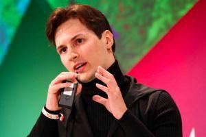 Життя Дуров запропонував Google та Apple створити власні країни telegram ВК новина Павло Дуров сша у світі