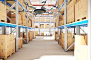 Технології Безпілотники проводять інвентаризацію на складах за RFID-позначками дрон новина сша у світі