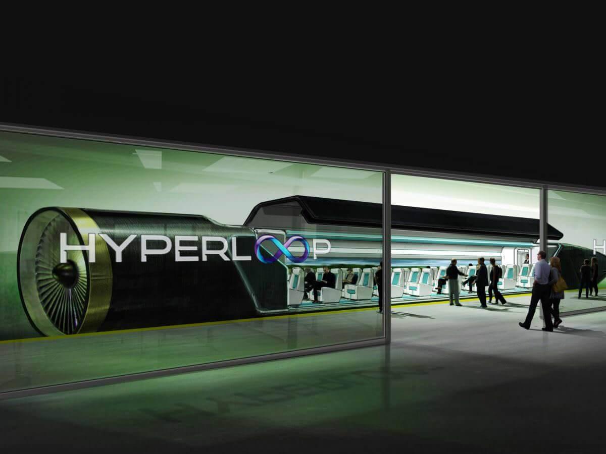 Ілон Маск планує прорити тунель під штатом Меріленд для прокладки Hyperloop
