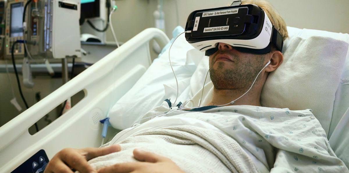 Віртуальна реальність допоможе діагностувати психічні розлади