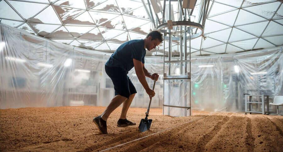 Слідами Метта Деймона — в Дубаї збудують місто, де вчені відтворять умови Марса