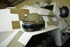 Технології Українська компанія показала, як працює шолом із доповненою реальністю для військових Армія Доповнена реальність зброя зроблено в Україні новина україна